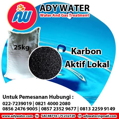 Karbon Aktif | Filter Air | Penjernih Air